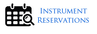 Instrument Reservations Site