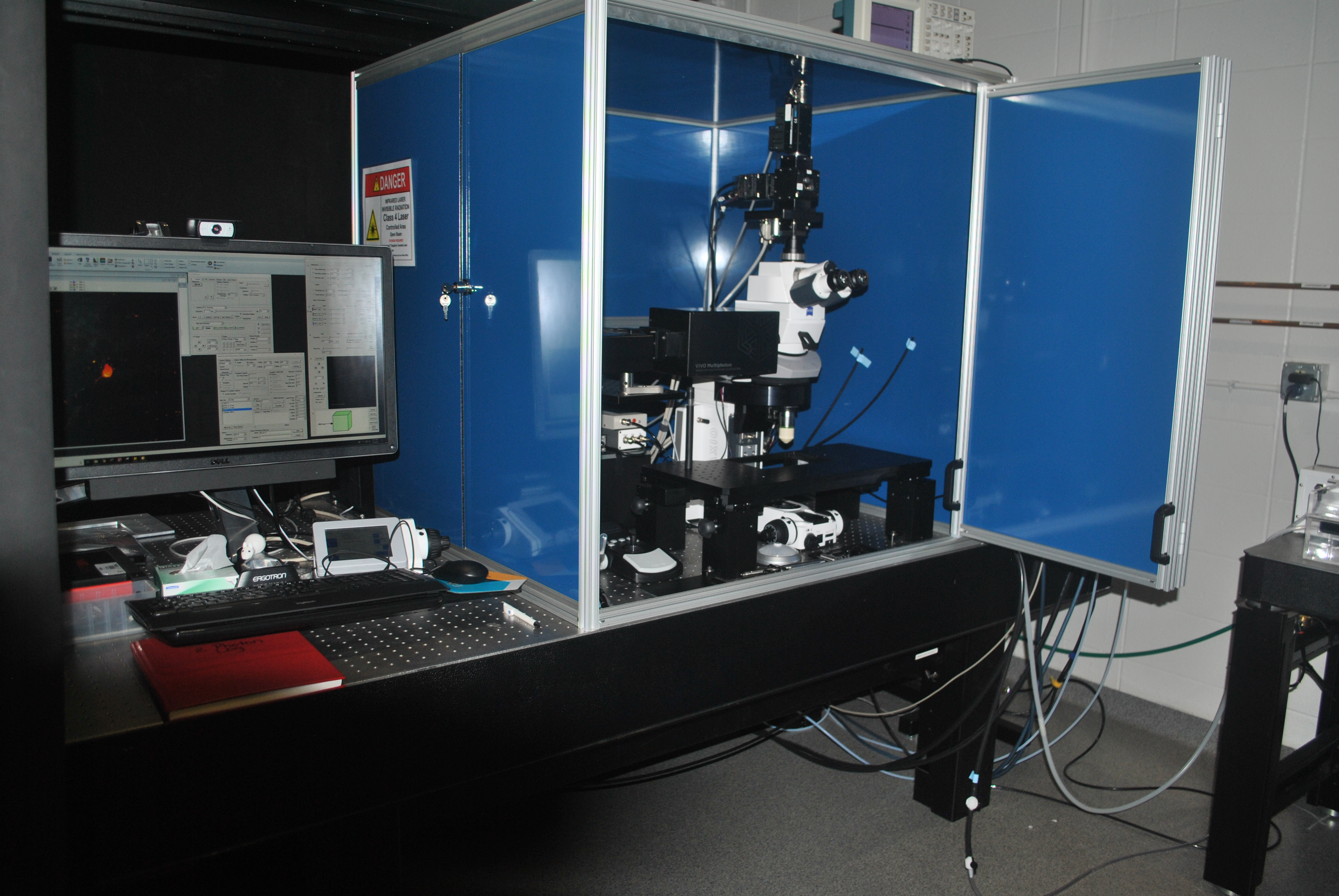 3i/ Zeiss Two (2)- Photon Upright Microscope